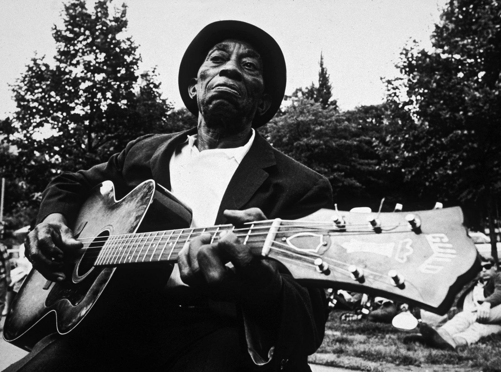 Il Blues Corso Di Chitarra Blues