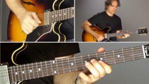 corso di chitarra blues solista 1