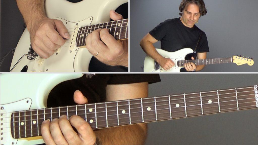 corso chitarra blues solista