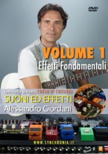 Corso Chitarra Suoni Effetti Dvd 1
