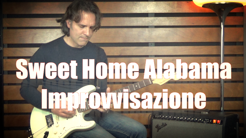 Sweet Home Alabama Assolo