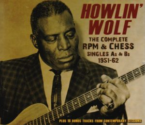lick blues open string howling wolf
