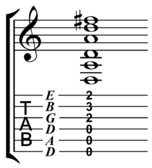 accordatura in drop d