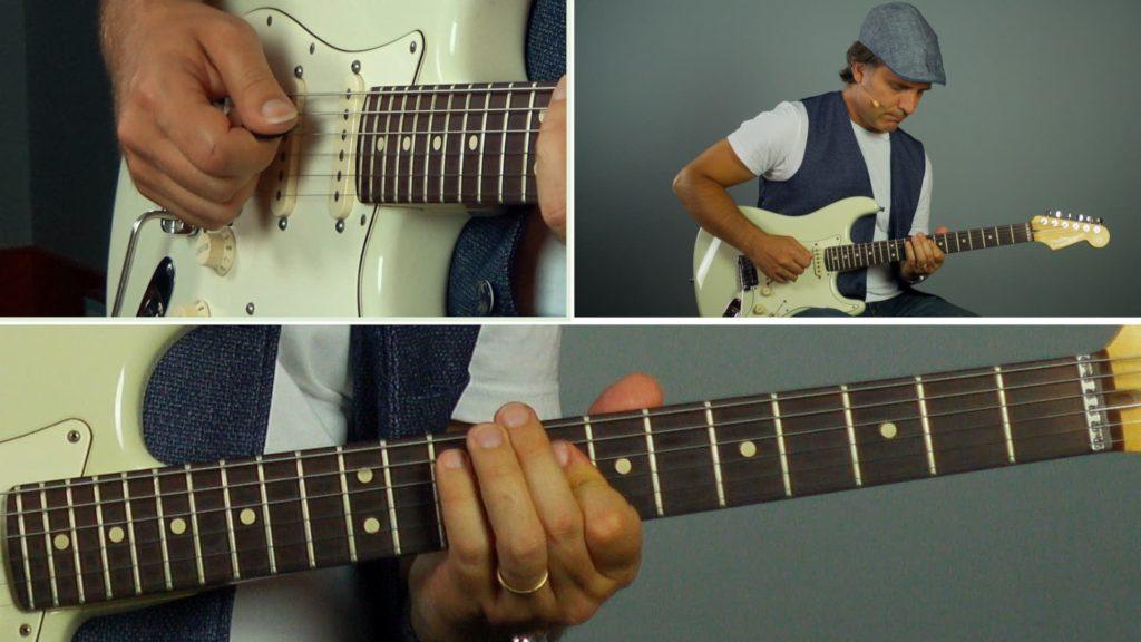 Corso di chitarra rock ritmica