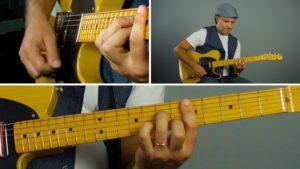 tutorial chitarra rock ritmica