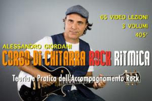 Impara i segreti della Chitarra Rock!