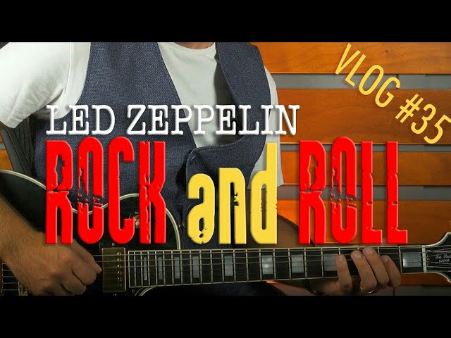 Rock and Roll Led Zeppelin Tabs