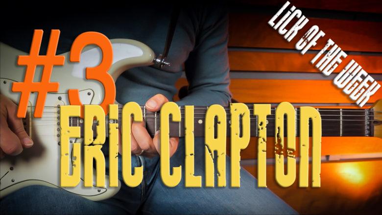 Come Suonare Eric Clapton