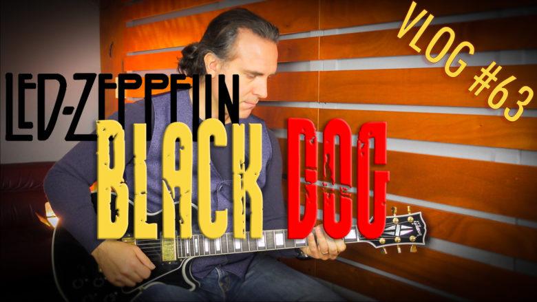 Come suonare Black Dog dei Led Zeppelin Tutorial