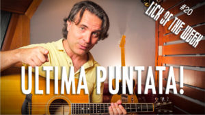 Tutorial assolo jazz blues chitarra