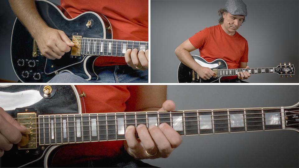 corso di chitarra rock solista