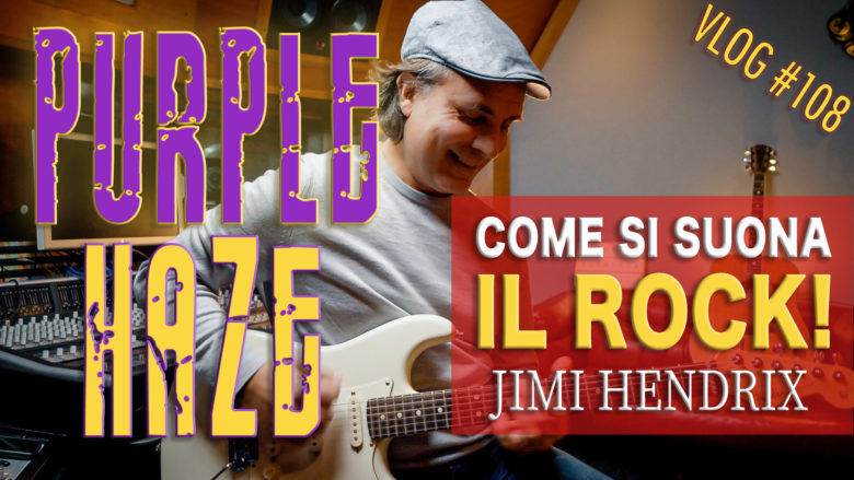 Purple Haze Tutorial Chitarra Jimi Hendrix
