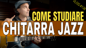 lezioni di chitarra jazz