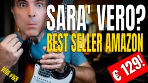 Donner Stratocaster La chitarra economica migliore